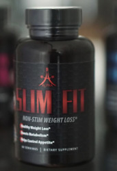 B Alpha SLIM FIT - 60 servings - Healthy Weight Loss - Control Appetite