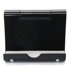 Adjustable Multi-angle Foldable Tablet Holder Stand For iPad iPhone Mobile HOUSE $6.69