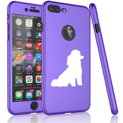 For iPhone 360° Thin Slim Case Cover Miniature Poodle Toy Poodle $14.99