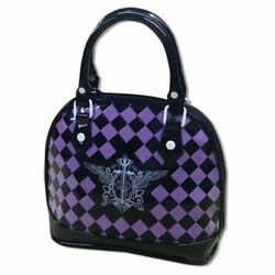 Black Butler NEW * Phantomhive Dome Purse * Officially Licensed Bag Tote Anime
