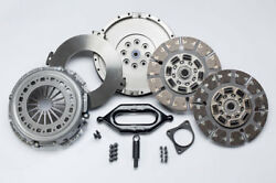 South Bend ST4 Dual Disc Clutch For 99-2000 Dodge 5.9L Diesel 6S