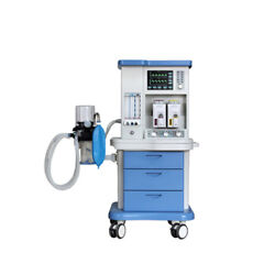 TFT Anaesthesia Machine  for Adult Children 35 ~ 75Lmin With 180mL Evaporator