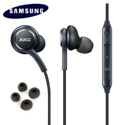 Original Samsung Galaxy S9 S8 S8+ Note 8 EarBuds Headphones Headset EO-IG9