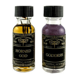 God and Goddess Oil Witchcraft Supplies Altar Invoking Wicca Occult Buy2 Get1