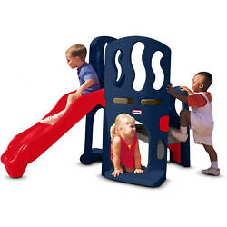 Kids Slide Playset Toddler Little Tikes Outdoor Playground Play Set Toy New Gift