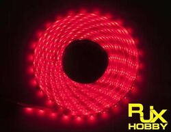 RJX Night Flight LED Wire 1M Red for FPV For RC Airplane Helicopter Drones $8.99