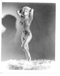 Rita Gomez Burlesque Exotic Dancer Stripper 1950s1960s orig photo 8x10 $16.99