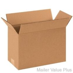 25 - 12 x 6 x 8 Shipping Boxes Packing Moving Storage Cartons Mailing Box