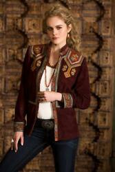 Double D Ranchwear Constantinople Jacket!! NWOT!! Fall 2018!! TWO COLOR OPTIONS!