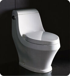 Fresca FTL2133 Volna One Piece Contemporary Toilet