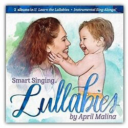 Lullaby CD for Babies Smart Singing Lullabies Helps You Baby Sleep Better