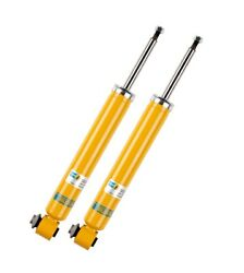 Set 2 Rear Bilstein B6 Perf Shock Absorbers FOR BMW F11 535 550 GT NO Elec Sus
