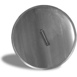 Firegear Stainless Steel Lid For 33-inch Round Fire Pit Burner Pan