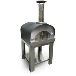 Sole Gourmet Italia 24-Inch Outdoor Wood Fired Pizza Oven