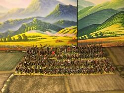 28mm DPS Professional Painted DBMM War of the Roses Army deal Perry Miniatures