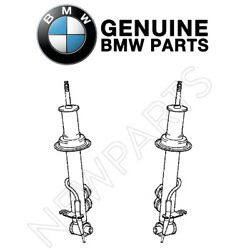 For BMW E32 735i 735iL 740i 750iL Rear Left and Right Shock Absorbers Genuine
