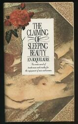 The Claiming of Sleeping Beauty A. N. Roquelaure Anne Rice Hardback 1st ed. 1983