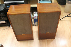 Hartley Holton Jr with Full Range Model 217 Drivers & Extra Tweeters - Excellent