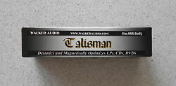 Walker Talisman Magnetic Optimizer A MUST HAVE FOR VINYL AND CD LOVERS    *NEW*