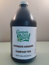 Ultimate Organic Compost Tea MAKES 32 GALLONS $9.95