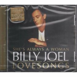 Billy Joel CD She's Always a Woman Love Songs  Columbia Sealed 0886978432827