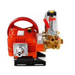 High Pressure 3 Cylinders Plunger Pump For Pesticide Spraying Machine Type26 hot