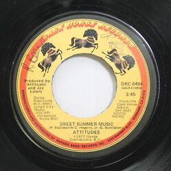Hear! Rock & Roll 45 Attitudes - Sweet Summer Music  Being Here With You On Dar
