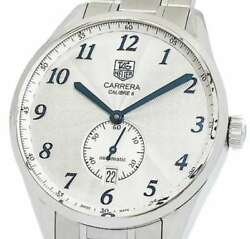 Free Shipping Pre-owned TAG Heuer Carrera Heritage Caliber 6 WAS2111.BA0732