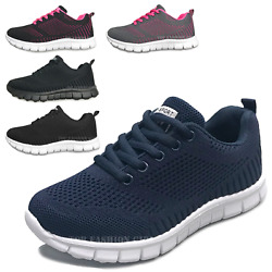 NEW Kids Sneakers Boys Girls Mesh Lace Up Sporty Tennis Shoes Youth Size 10 to 4 $15.95