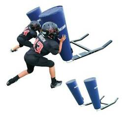 5 Man Youth Sled - Cone Pad in Royal [ID 3739982]