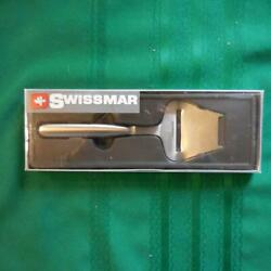 NEW SwissMAR Stainless Steel Hollow Handle Cheese Knife Plane for Hard Cheese