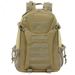 Tactical Military Molle Gym Bag Badminton Backpack Camping Hiking Trekking $43.99