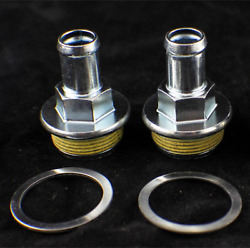 Genuine OEM Honda B-Series Oil Catch Can Installation Joint Fitting Hardware Kit $39.93