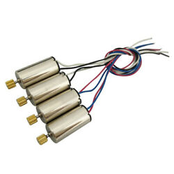 4PCS RC Drone Motor with Copper Gear Spare Parts CW CCW for SYMA X5HW X5HC $10.42