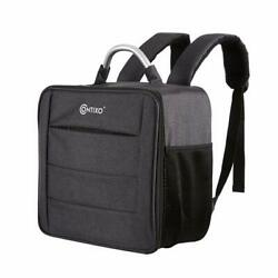 Contixo F17 Water Proof Zip up Drone Carrying Bag Compatible w MJX Bugs 3 Force $35.99