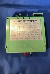RC Systems ST 55 Loop Powered Alarm $18.00