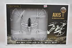 New PROTOCOL Axis II RC Drone With Camera 6182 4RC MCE $36.70