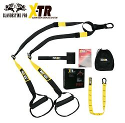 TRX  X-TR Suspension Exercise - Full Body Strength TrainingYoga MMA  7 COLORS