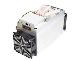 Bitmain Antminer D3 DASH 19.3 GHs Miner 1200W w Power Supply PS