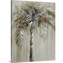Solid-Faced Canvas Print Wall Art entitled Palm Magic I