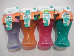Evenflo Sippy Cups NEW 2 or 4 Pack Triple Flo 10 Oz Choose Colors $19.50