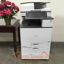 Ricoh Aficio MP C3003 Color MFP Laser Copier Printer Scanner 30 PPM A3