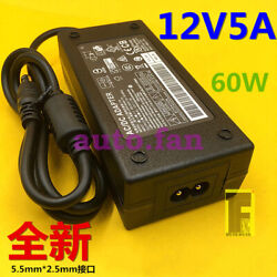 Applicable for Delta 12V5A Power Adapter 2 Meter LCD Driver Power 600W $47.97