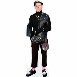 Yungblud Black Outfit Cardboard Cutout mini size . Standee. $19.97