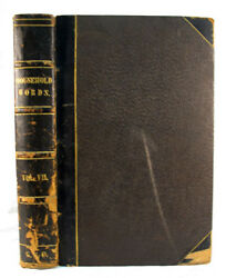 Charles Dickens  HOUSEHOLD WORDS Weekly Journal Volume VII From Issue #154