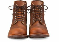 Red Wing Boot Iron Ranger 8085 Cooper Rough and Tough First Quality New in Box