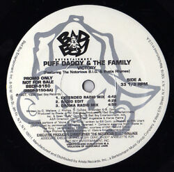 Puff Daddy & The Family – Victory -  Format: Vinyl 12