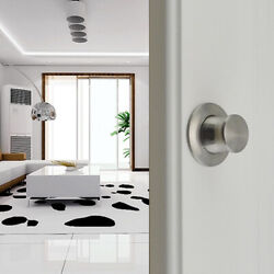 Hidden Embedded Tatami Cabinet Knob Furniture Door Pull Round Handle Home BS