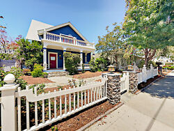 4 Nights: Hillcrest Fenced Backyard Home by RedAwning ~ RA188330