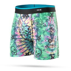 NWT Stance Boys#x27; UFO TieDye Boxer Brief Size M 8 10 or L 10 12 $15.88